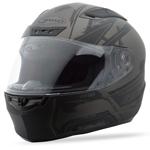 GMAX FF88 Full Face Street Helmet X-Star (Flat Dark Silver/Silver)