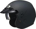 GMAX GM32 Open-Face Helmet W/Sun Shield (Flat Black)
