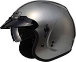 GMAX GM32 Open-Face Helmet W/Sun Shield (Titanium)