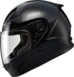 GMAX GM49Y Youth/Kids Full-Face Helmet (Gloss Black)