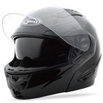 GMAX GM64 Modular Helmet (Black)