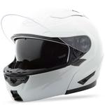 GMAX GM64 Modular Helmet (Pearl White)