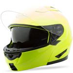 GMAX GM64 Modular Helmet (Hi-Vis Yellow)