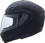 GMAX GM54S Modular Helmet (Flat Black)