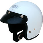 GMAX GM2 Open-Face Youth/Kids Helmet (White)
