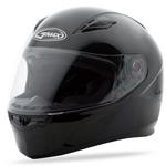 GMAX FF49 Full Face Street Helmet Solid (Gloss Black)