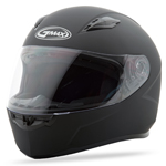 GMAX FF49 Full Face Street Helmet Solid (Flat Black)