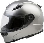 GMAX FF-49 Full-Face Street Motorcycle Helmet (Gloss Titanium)