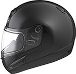 GMAX GM38S Snowmobile Helmet (Black)