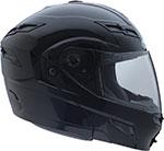 GMAX GM54S Modular Snowmobile Helmet (Black)