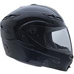 GMAX GM54S Modular Snowmobile Helmet W/Electric Shield (Black)