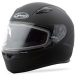 GMAX FF49 Snow Sport Helmet (Flat Black)