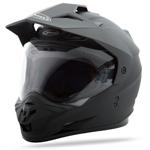 GMAX GM11 Dual Sport Adventure Helmet (Flat Black)