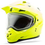 GMAX GM11S Snow Sport Adventure Helmet (Hi-Vis Yellow)