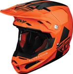 Fly Racing MX Motocross Formula Origin Cold Weather Helmet w/AIS (Gloss Orange)