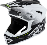 Fly Racing MTB BMX Default Helmet (Matte Black/Grey)