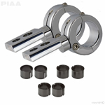 PIAA 360 Universal Mounting Bracket Kit for 0.75