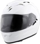 Scorpion EXO-T1200 Full-Face Motorcycle Helmet (White)