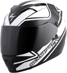 Scorpion EXO-T1200 FREEWAY Full-Face Motorcycle Helmet (White/Black)