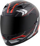 Scorpion EXO-R710 TRANSECT Full-Face Motorcycle Helmet (Red)