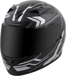 Scorpion EXO-R710 TRANSECT Full-Face Motorcycle Helmet (Silver)