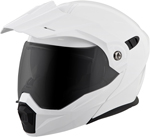 Scorpion EXO-AT950 Modular Motorcycle Helmet (White)