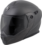 Scorpion EXO-AT950 Modular Motorcycle Helmet (Matte Anthracite)