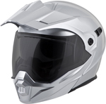 Scorpion EXO-AT950 Modular Motorcycle Helmet (Hypersilver)