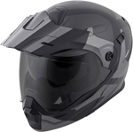 Scorpion EXO-AT950 NEOCON Modular Motorcycle Helmet (Silver)