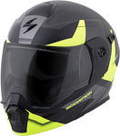 Scorpion EXO-AT950 NEOCON Modular Motorcycle Helmet (Hi-Viz Yellow)