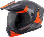 Scorpion EXO-AT950 NEOCON Modular Motorcycle Helmet (Orange)