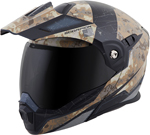 Scorpion EXO-AT950 BATTLEFLAGE Modular Motorcycle Helmet (Sand)