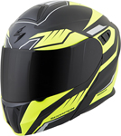 Scorpion EXO-GT920 SHUTTLE Modular Motorcycle Helmet (Neon Yellow/Black)