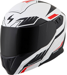 Scorpion EXO-GT920 SHUTTLE Modular Motorcycle Helmet (White/Black)