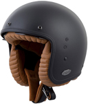 Scorpion BELFAST Open-Face Motorcycle Helmet (Matte Black)