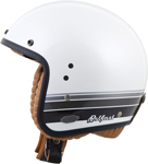 Scorpion BELFAST BLANCO Open-Face Motorcycle Helmet (White)