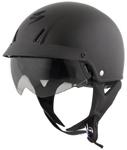 Scorpion EXO-C110 Cruiser Motorcycle Half Helmet (Matte Black)