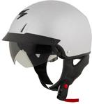 Scorpion EXO-C110 Cruiser Motorcycle Half Helmet (Hypersilver)