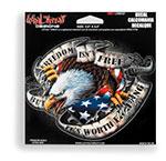 Sticker Decal FREEDOM EAGLE