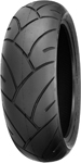 Shinko Smoke Bomb Street Sport Rear Tire | 180/55R17 | Red | 73 W