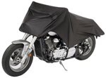 TOURMASTER Select Motorcycle Half Cover (Black)