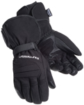 TOURMASTER Synergy 2.0 Textile Heated Motorcycle Gloves (Black)