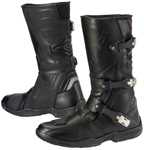 CORTECH Accelerator XC Adventure Touring Motorcycle Boots (Black)