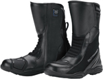 TOURMASTER Solution Air Waterproof Touring Motorcycle Boots (Black)