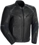 TOURMASTER Element Cooling Leather Motorcycle Jacket (Black)