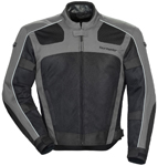 TOURMASTER Draft Air 3 Mesh Motorcycle Jacket (Grey)