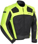 TOURMASTER Draft Air 3 Mesh Motorcycle Jacket (Hi-Viz)