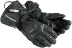 TOURMASTER Synergy 2.0 Leather Heated Motorcycle Gloves (Black)