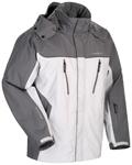 CORTECH Women's Brayker Snow Snowmobile Jacket (Silver/Gunmetal)