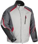 CORTECH Journey 3.1 Snow Snowmobile Jacket (Gunmetal/Red)